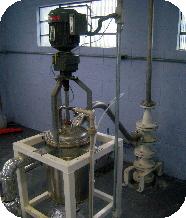 Reator de polimerização
